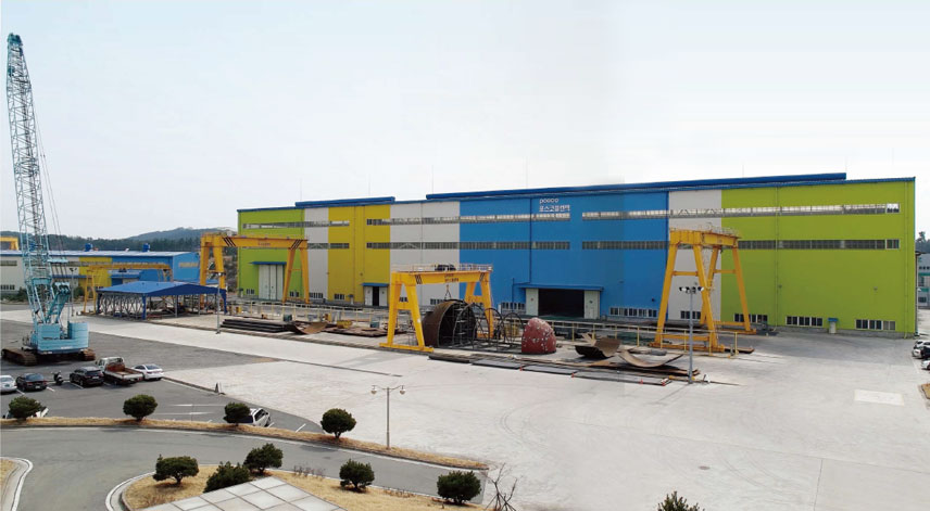 New Harbor Manufacturing Plant (65,531.5㎡, 20,000 pyeong)